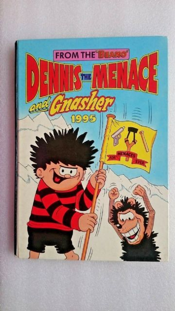 Dennis the Menace Annual: 1995 (Hardback, 1994)